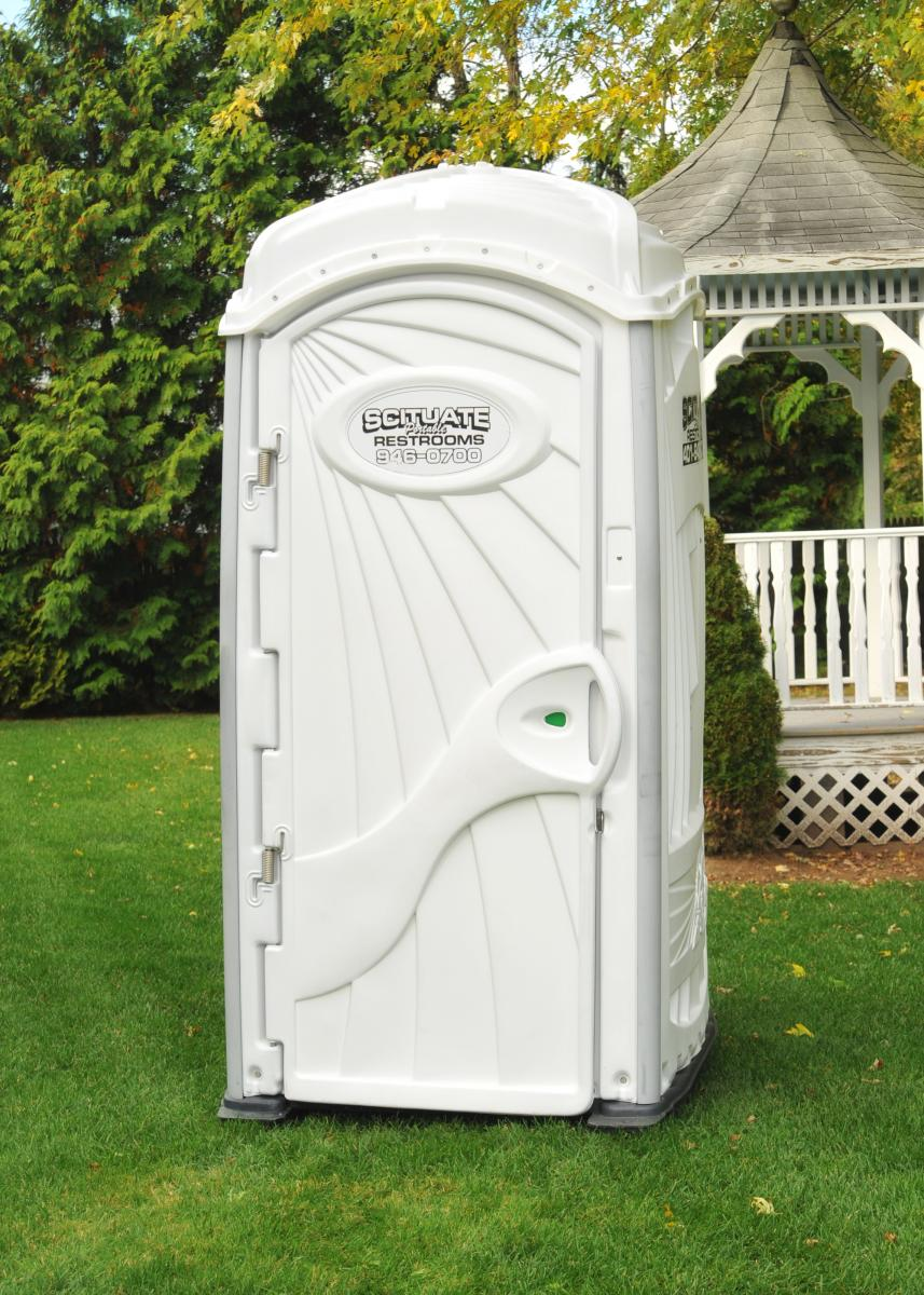 Portable Restrooms for Special Occasions and Parties
