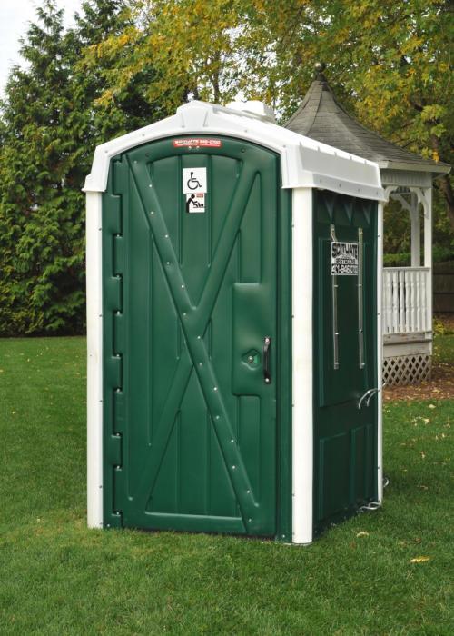 Rent a Portable Restroom Online